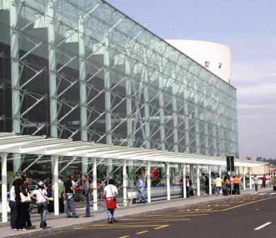 L'aeroporto Fontanarossa di Catania