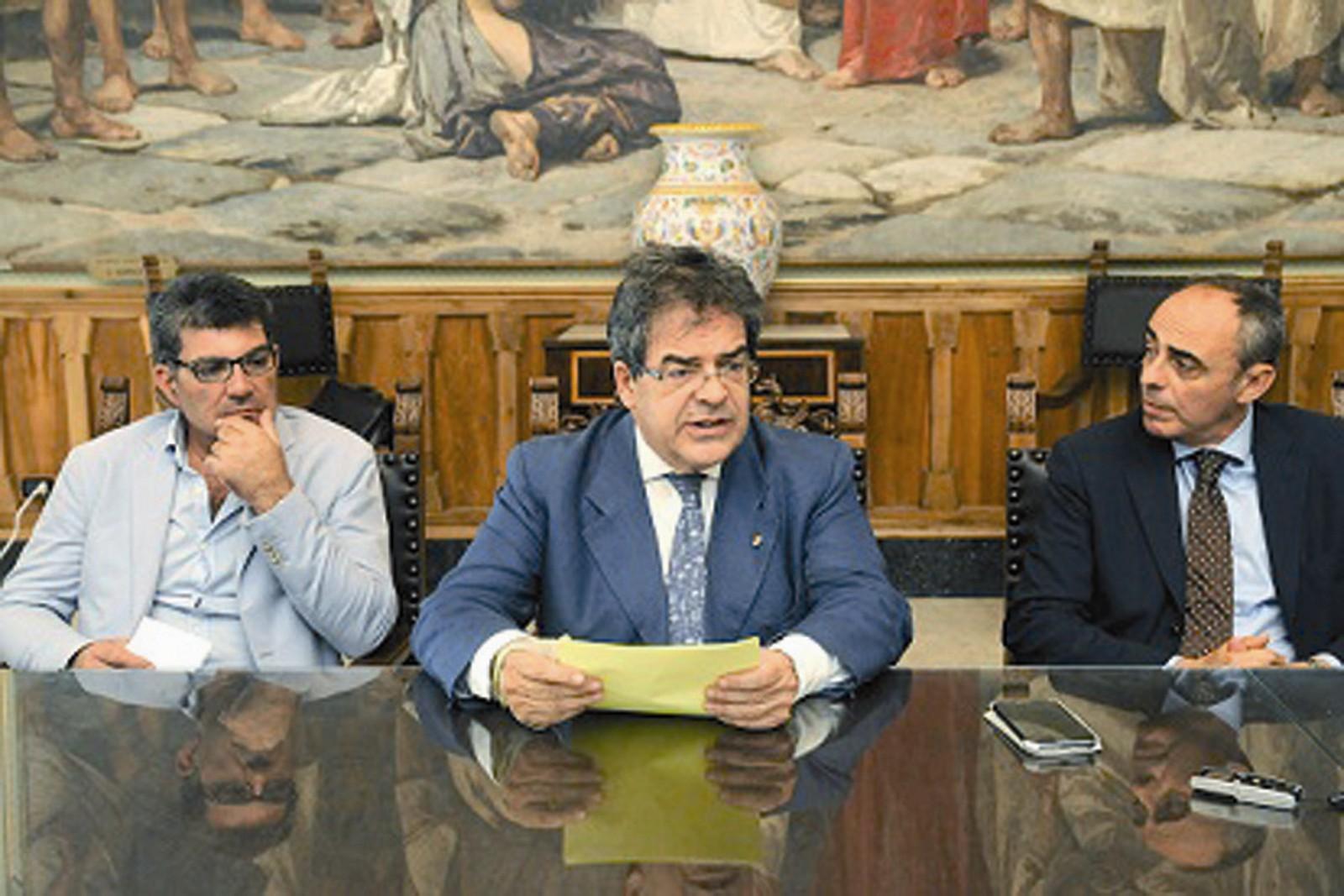 Comune di Catania, chiesto il piano di rientro dalla Corte dei Conti$