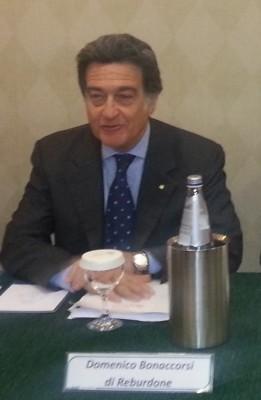 Domenico Bonaccorsi di Reburdone presidente di Confindustria Catania