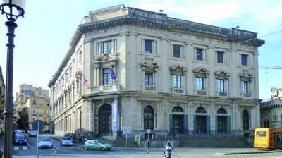 Il Palazzo della Camera di Commercio