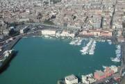 Il Porto di Catania visto dall'alto