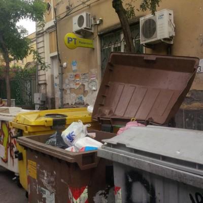 """Via Plebiscito. Berretta chiede al Comune di """"cambiare strada"""" nella gestione dei rifiuti"""