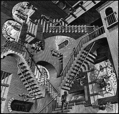 La Relatività di Escher