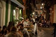 Street food foto via Santa Filomena