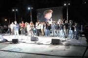 I vincitori della serata-tributo a De Andrè
