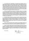 Lettera del Governo italiano - 2