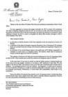 Lettera del Governo italiano - 1