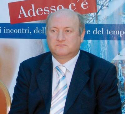 Il sindaco Andrea Messina