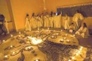 Alcune immagini del Rito della Luce 2013