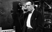 "Humphrey Bogart nel film ""L'ultima minaccia"""