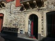 La facciata dell'albergo diffuso di Militello