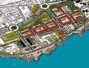 Il progetto del water front di Catania