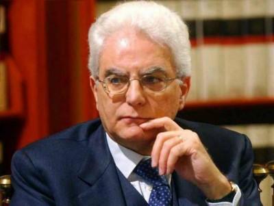 Sergio Mattarella il nuovo presidente della Repubblica