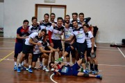 I ragazzi della Kerakoll Volley Club Misterbianco