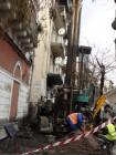 Via Del Plebiscito, i lavori per la metropolitana