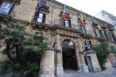 Palazzo d'Orleans a Palermo