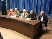 Da sinistra Costanzo, Dipasquale, Milazzo, Licandro e Marcoccio