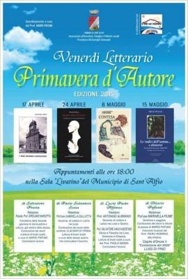 Primavera d'autore a Sant'Alfio
