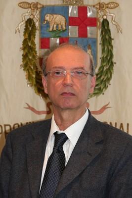 Carmelo Messina commissario Provincia regionale di Catania