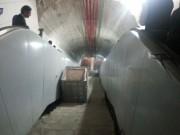 Stazione di corso Sicilia, le scale mobili