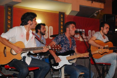 Omaggio ai Beatles con i The Walrus