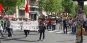 """La protesta contro la """"Buona scuola"""""""