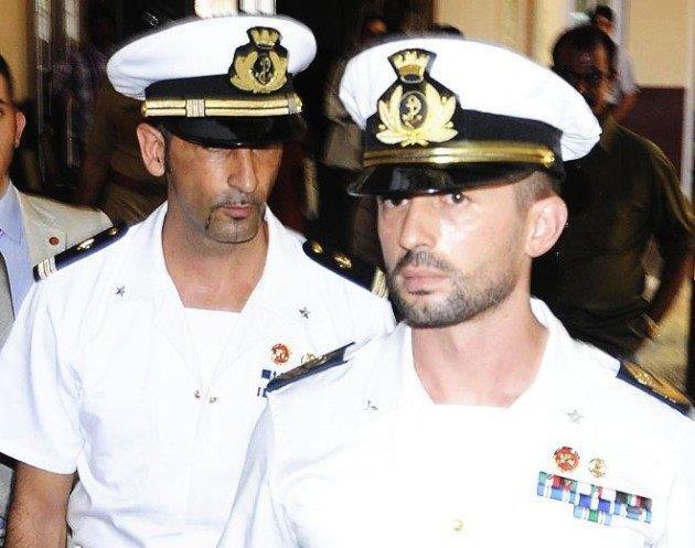 Massimiliano La Torre e Salvatore Girone