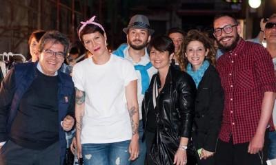 Il Pop Up Market alla Pescheria a Catania con Enzo Bianco, Sara Spampinato e Angela Mazzola