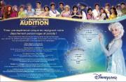 Casting Disneyland