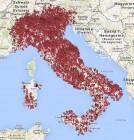 La mappa degli autovelox in Italia