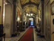 Villa Malfitano, gli interni