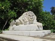04 A - Villa Malfitano, il secondo leone