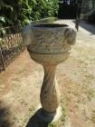 Villa Malfitano, vasi da giardino