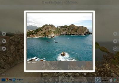 Isola Bella Capo S. Andrea