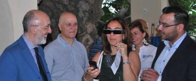 Isola Bella, gli occhiali particolari con cui vedere il virtual tour