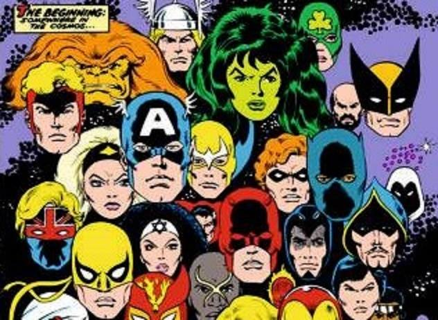 Marvel a Misterbianco
