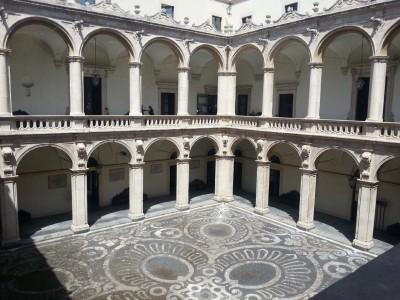 Palazzo Università Catania, interno