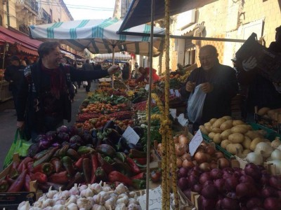 Il mercato di Ortigia