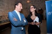 Mattia Noberasco con Cristina Scuderi