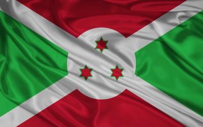 Burundi Bandiera