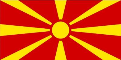 Macedonia bandiera new
