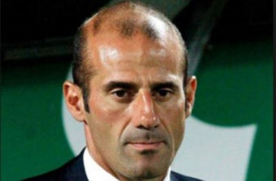 L'ormai ex allenatore Pippo Pancaro