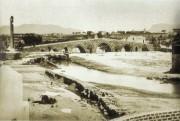 Palermo - Il Ponte dell'Ammiraglio in un'immagine storica