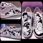 Le scarpe di Adriano Aiello