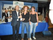 Pilgrim premio equipaggio femminile