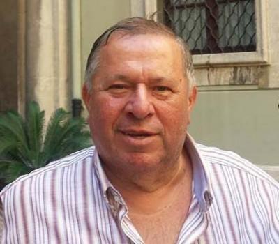 L'assessore comunale ai Lavori Pubblici Luigi Bosco