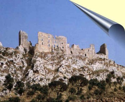 Castello normanno Barresio di Pietraperzia (EN)