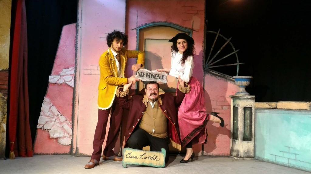Il casino di campagna da stasera al teatro L'Istrione di Catania