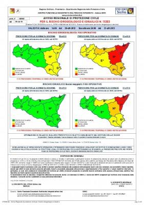 15303_AVVISO DRPC_2015_10_30_63962_Pagina_2 bollettino protezione civile per 31.10.15