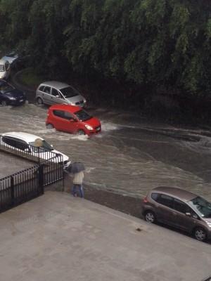 Circonvallazione Catania, viale O. da Pordenone
